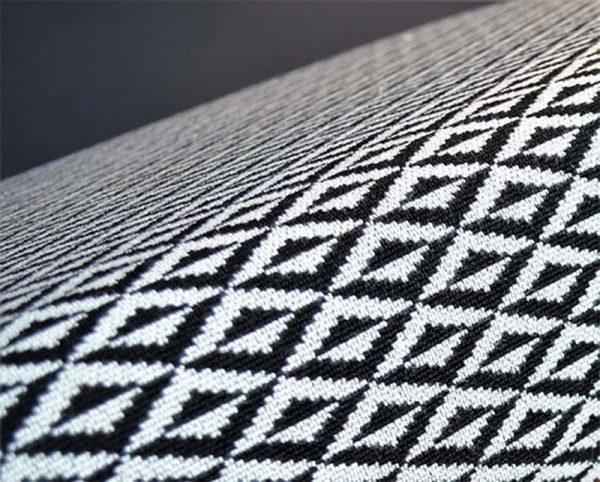 coussin deco-texture-blanc-noir-motifs-deco