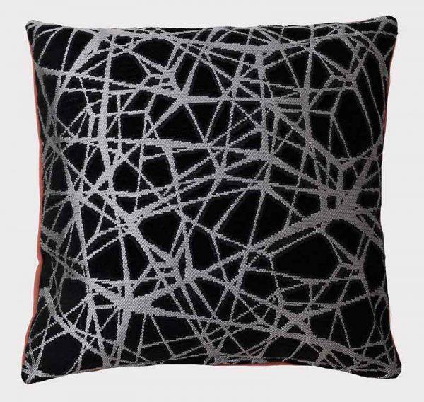 coussin deco-constellation-noir-gris-motifs-deco