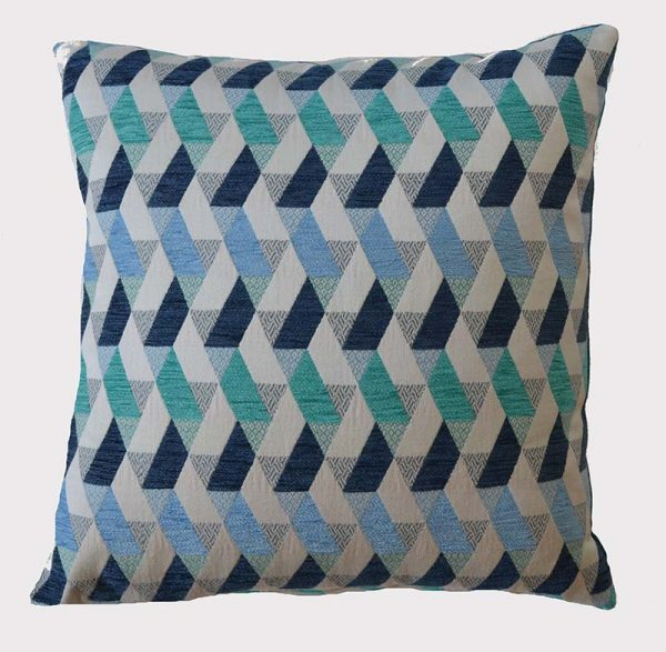 coussin-geometrie-bleu-vert-deco