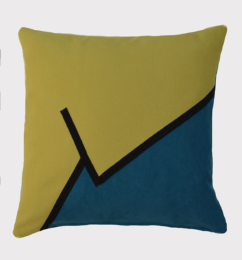 coussin-retro-jaune-vert-bleu-deco