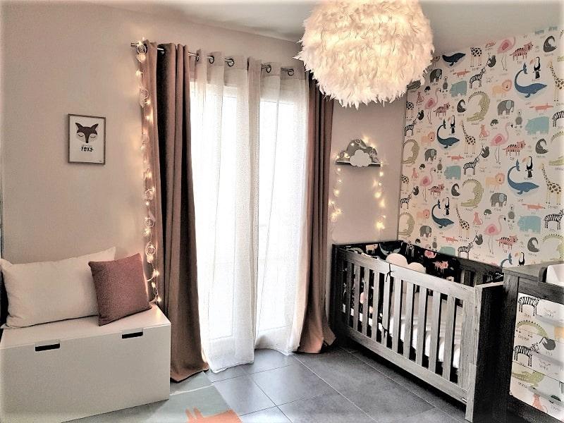 chambre de bebe deco
