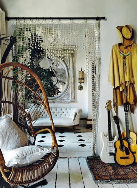 Style boheme ethnique decoration interieur 6