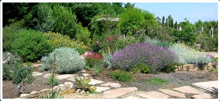 Jardin mediterraneen 3