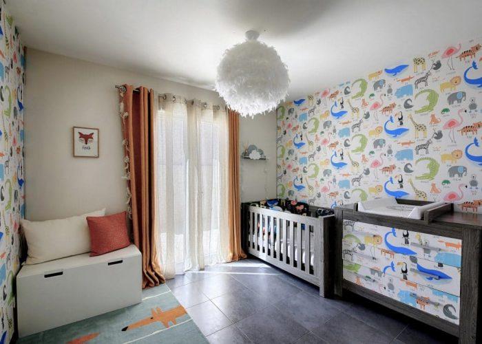 Decoration d'interieur chambre