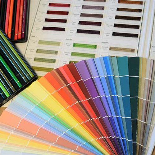 Visite conseil déco choix de couleurs